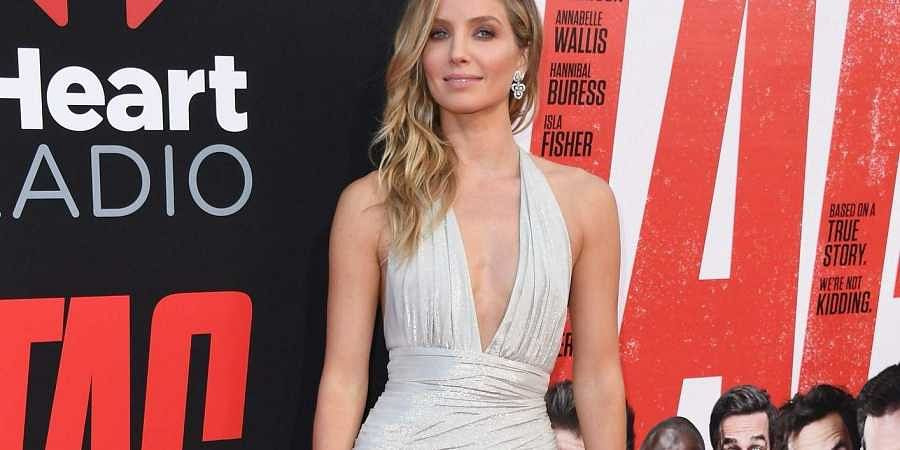 Tete A Tete With Annabelle Wallis From East To West The New
