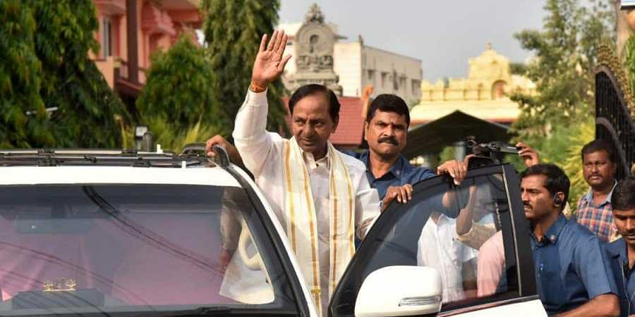 Telangana Govt strong in not implementing Motor Vehicles Act now: KCR