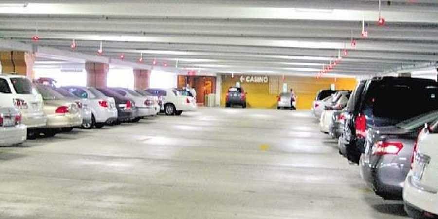 Parking complex