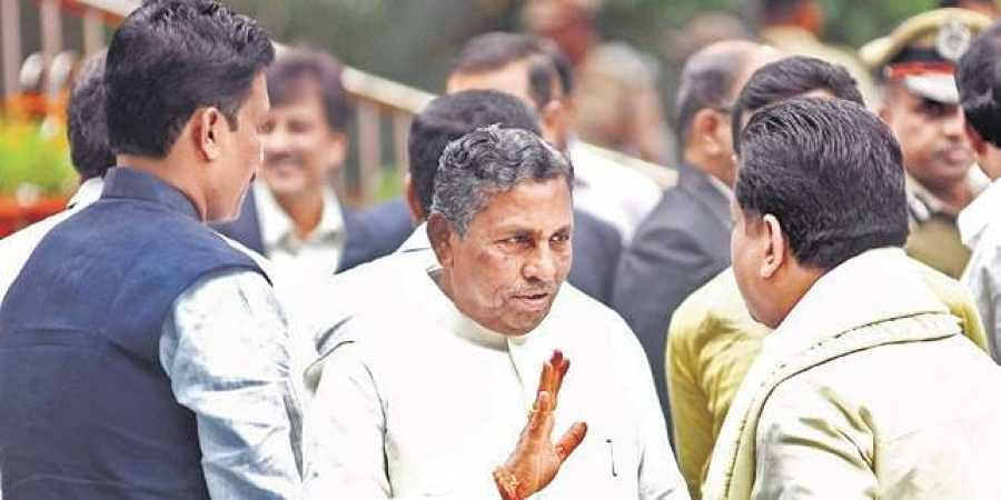 Two Ballari MLAs in cabinet, three sulk- The New Indian Express
