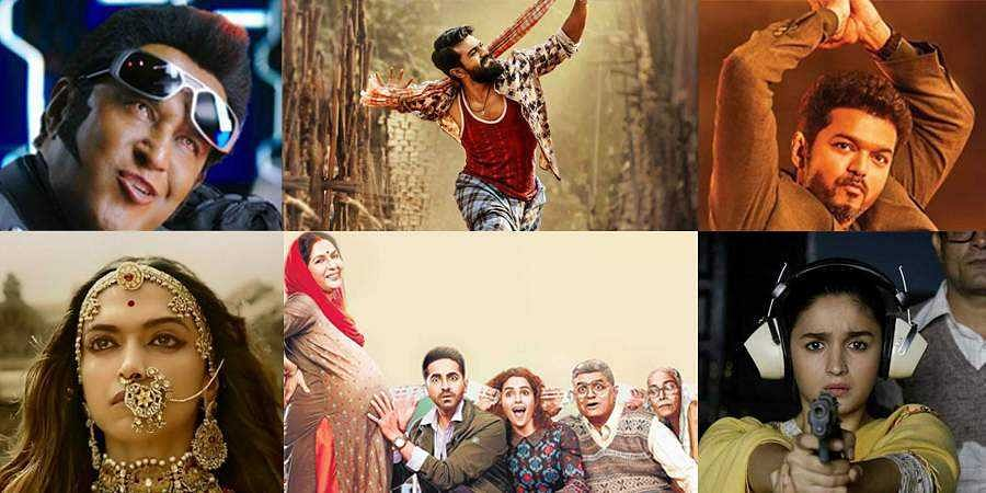 New Hindi Movei 2018 2019 Bolliwood: From 2.0 To Raazi: Top 10 Highest Grossing Indian Movies