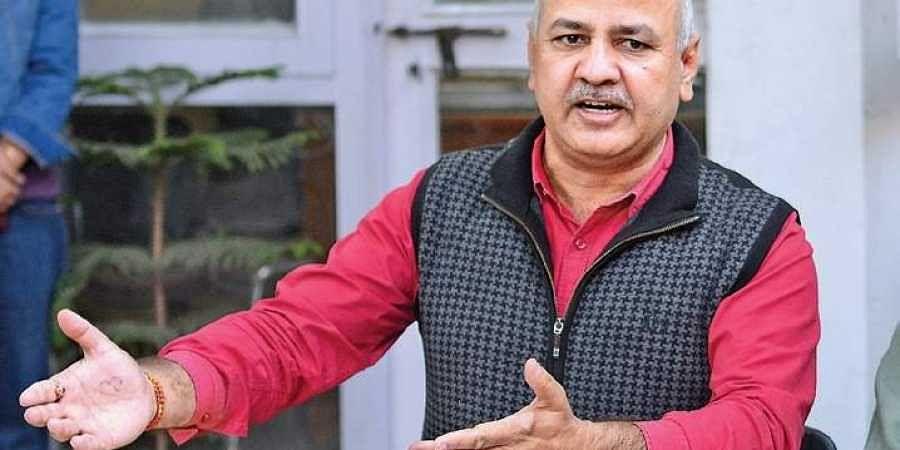 Manish Sisodia