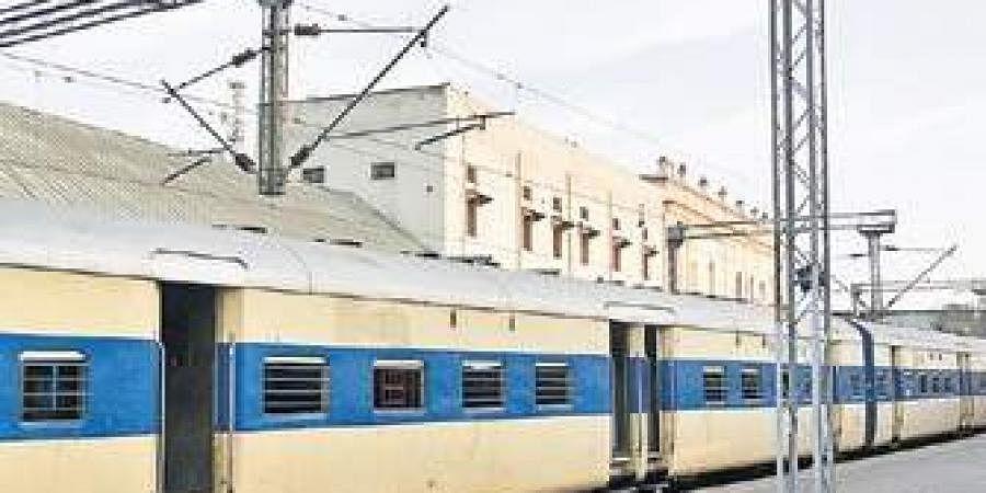 Railway, Suburban Railway, Suburban Train