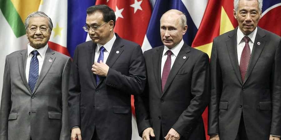 RCEP, ASEAN Indian economy
