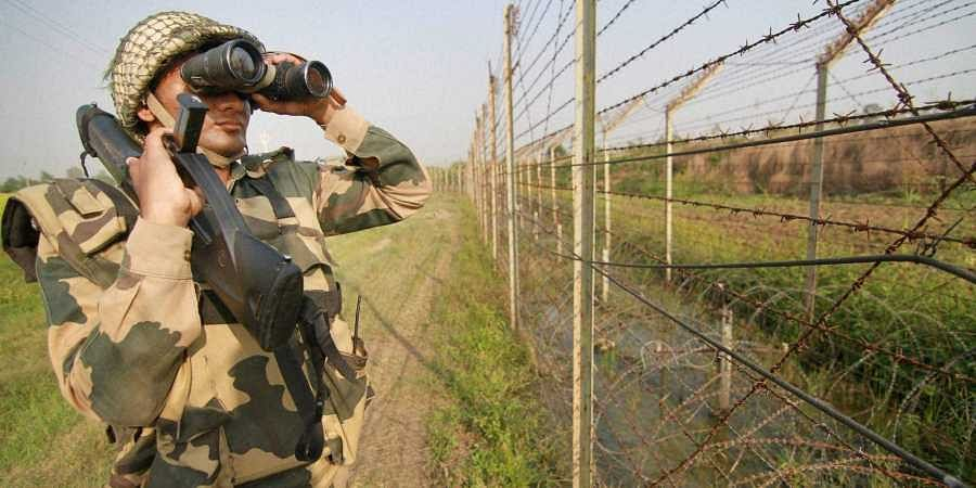 BSF, Pakistan border