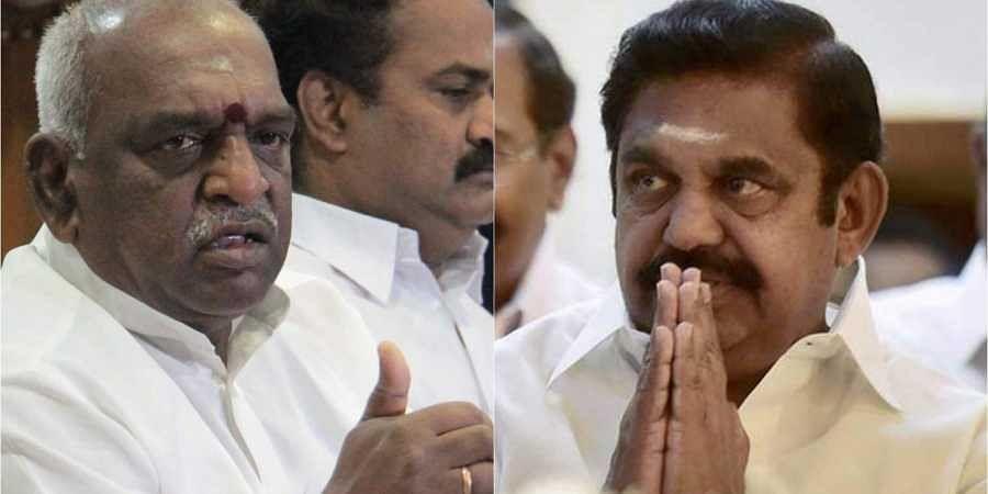 Speculation about AIADMK-BJP: Pon Radhakrishnan meets Tamil Nadu CM Edappadi K Palaniswami