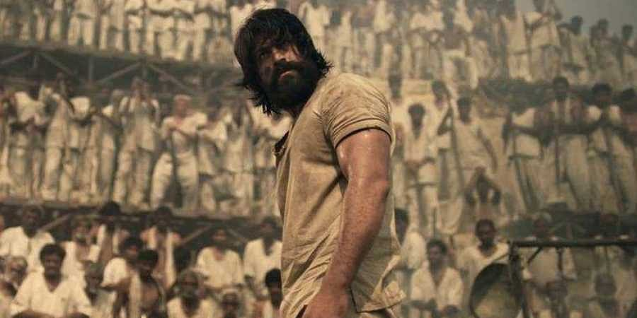 Yash Starrer Kgf Becomes First Kannada Film To Release In Pakistan