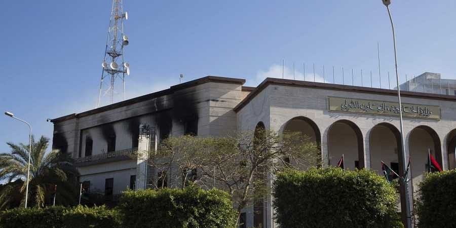 Libya Foreign Ministry