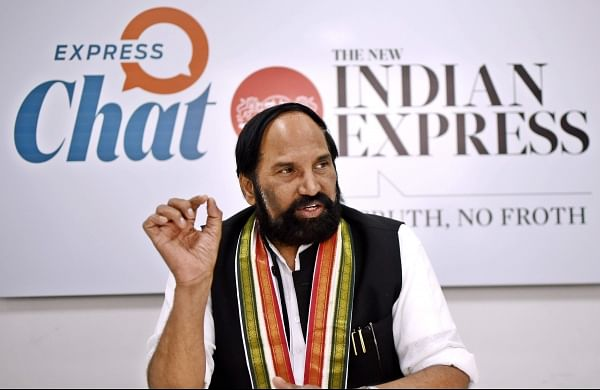 TPCC chief Uttam Kumar Reddy (Photo| EPS)