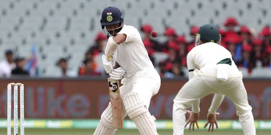 Cheteshwar Pujara century makes Australia toil against India at MCG