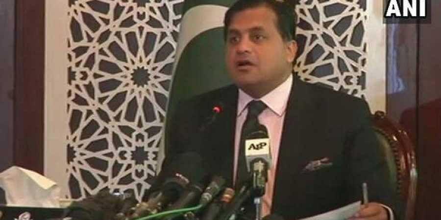 Dr Mohammed Faisal, Pakistan Fioreign Affairs Spokesman