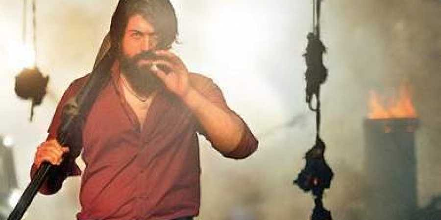 Yash Starrer Kgf Strikes Gold First Kannada Movie In Rs 100 Crore