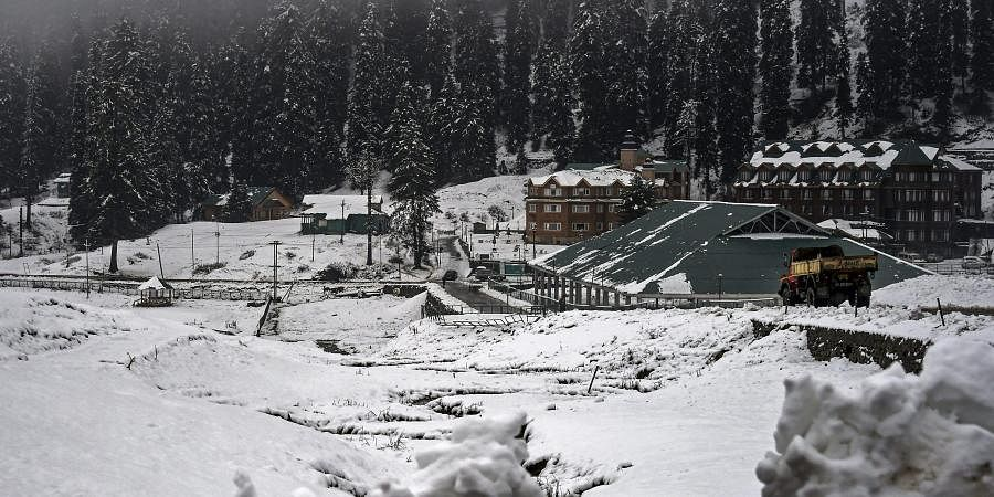 Kashmir winter, Winter, Jammu and Kashmir