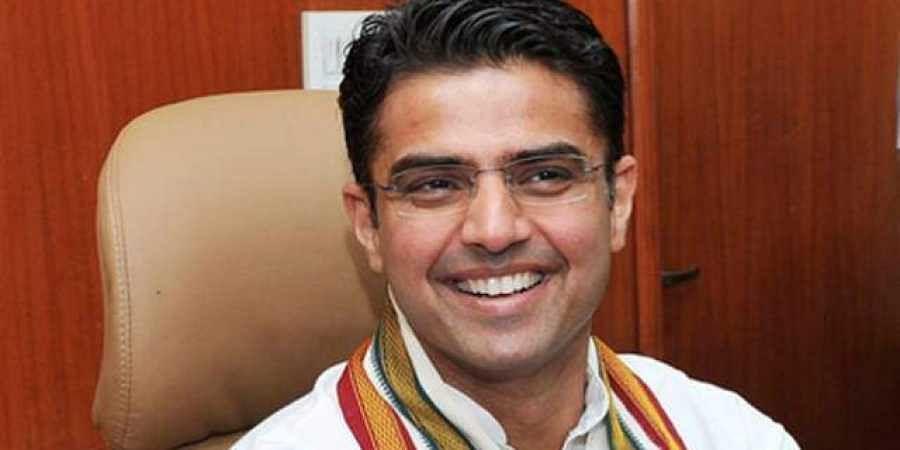 Rajasthan Deputy Chief Minister Sachin Pilot  (Photo|PTI)