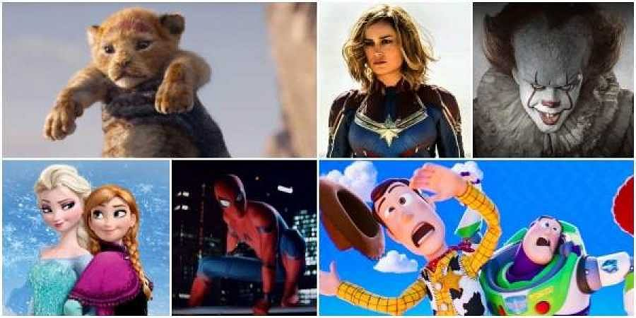 Sequels and superheroes: 2019 looks like a fabulous year for