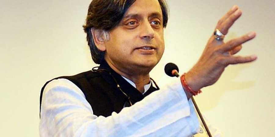 The Book Is Clearly A Criticism Shashi Tharoor On His Book The