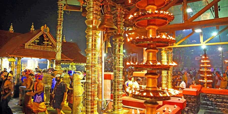 Sabarimala temple reopened after purification rituals were