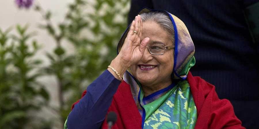 Bangladesh prime minister Sheikh Hasina denies accusations of vote