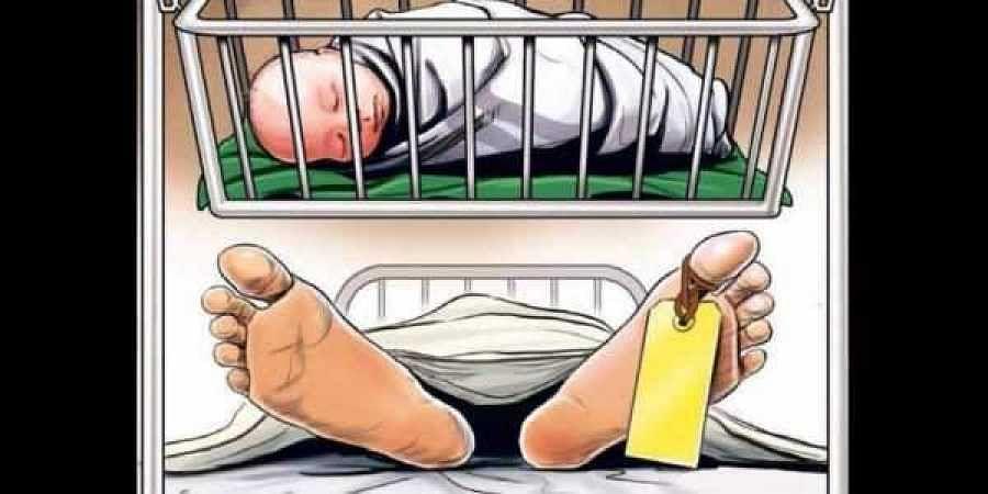 maharashtra-woman-dies-delivering-stillborn-child-after-10th-pregnancy/