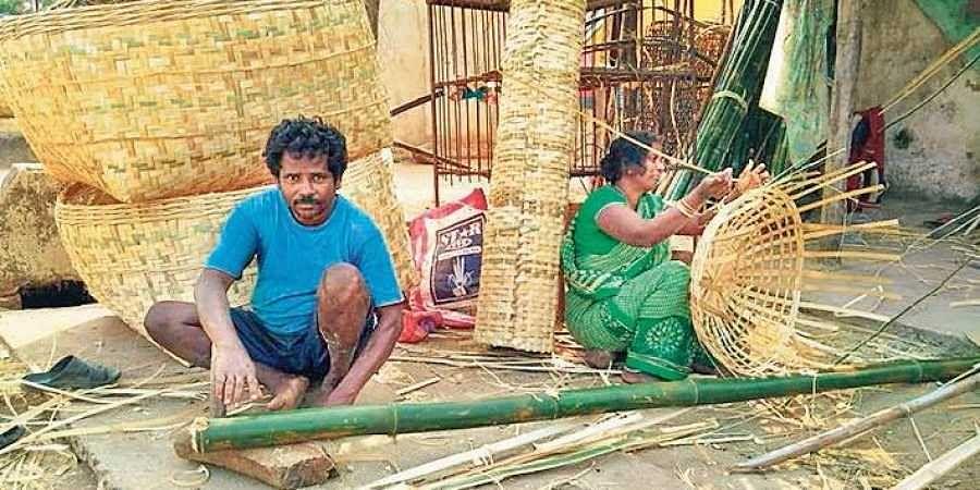 Despite Not Having Market Malkangiri Artisans Struggle To Keep