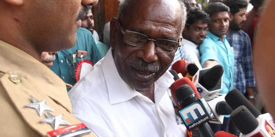 M M Mani, Kerala power minister