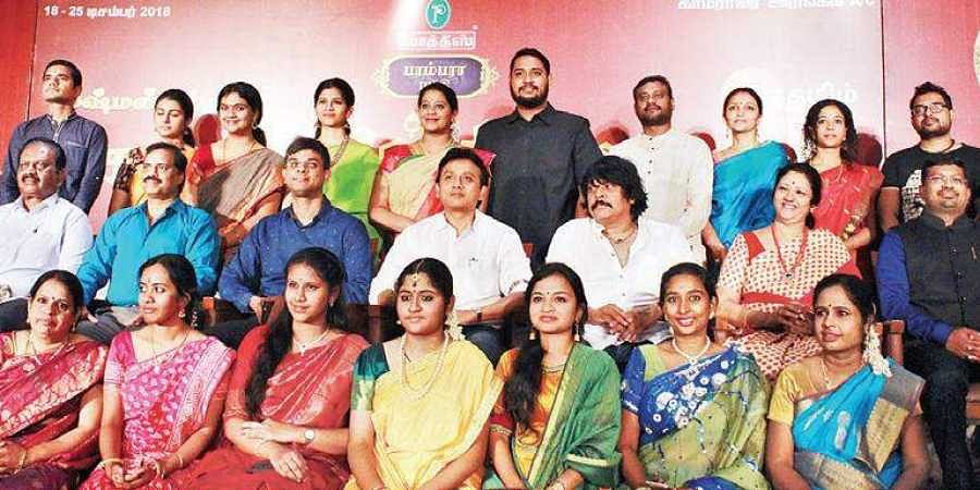 Chennai music season begins with 'Chennaiyil Thiruvaiyaru' festival