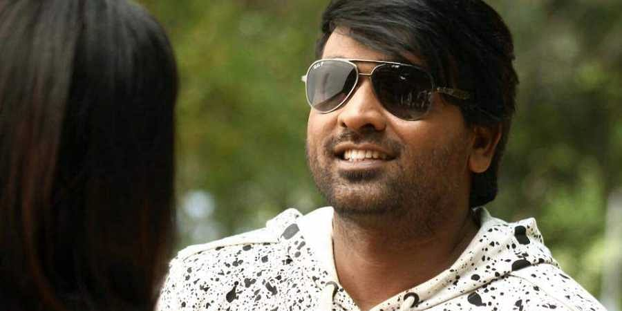 Sun Pictures Releases Vijay Sethupathi's Stunning