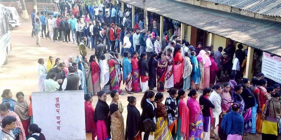 Assam Panchayat polls