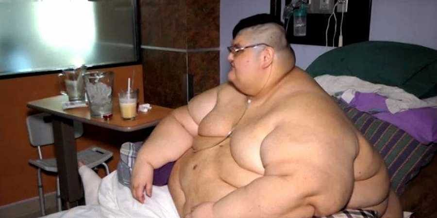 World's heaviest man loses 300 kg along with Guinness ...