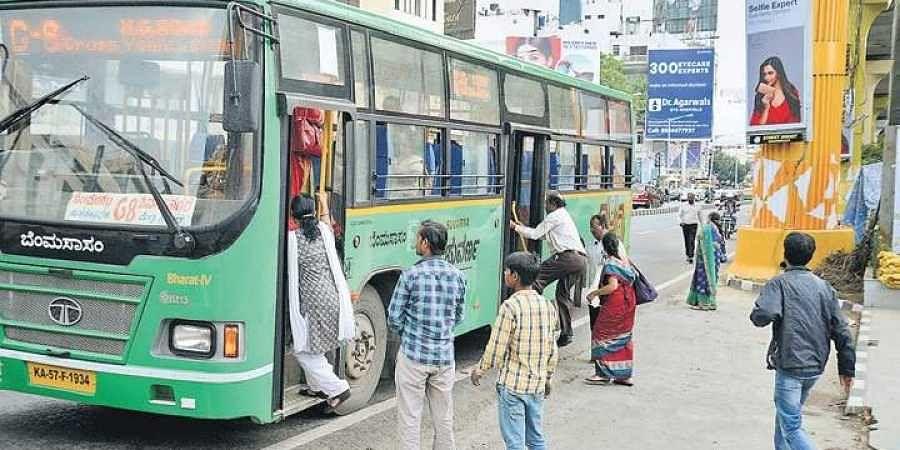 Bangalore Metropolitan Transport Corporation: Monthly passes to go