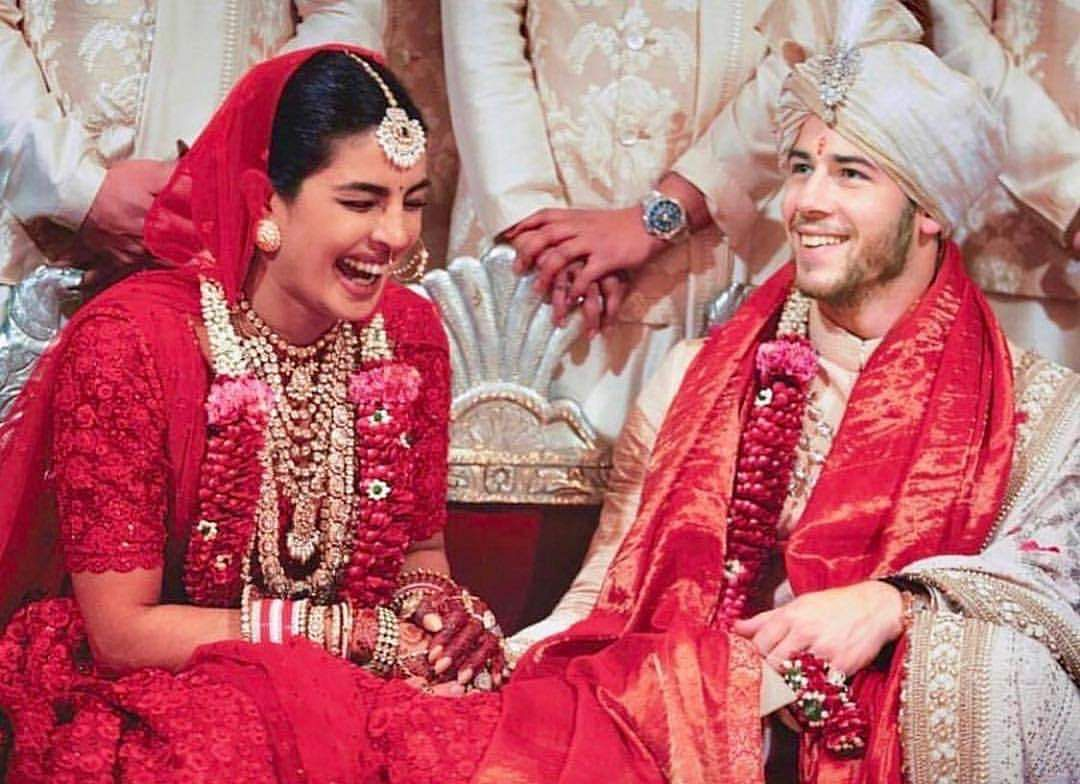 Priyanka Chopra and Nick Jonas had a fun-filled Hindu wedding