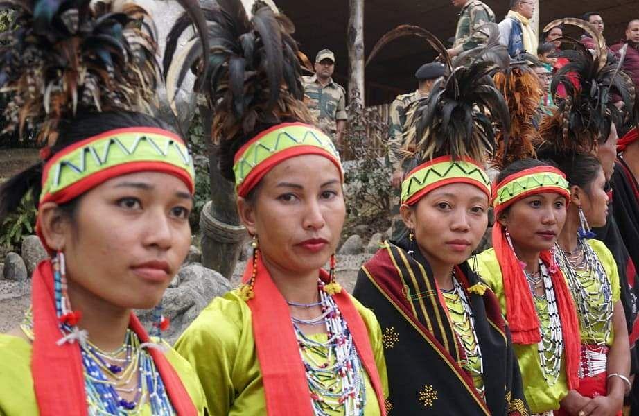 Hornbill Festival-Nagaland