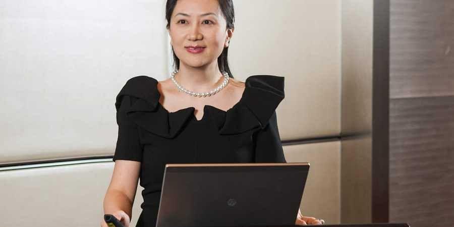 Huawei's Chief Financial Officer Meng Wanzhou (Photo | Huawei.eu)