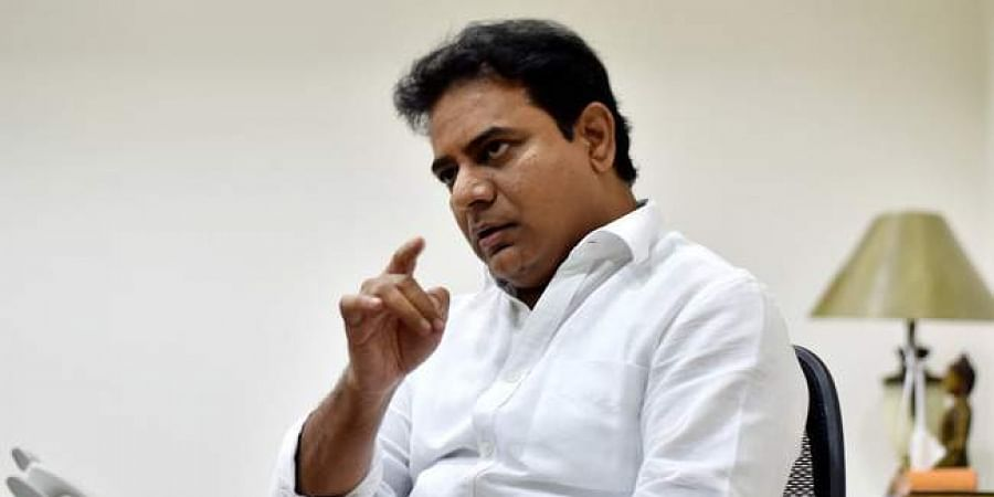 In an exclusive interview with New Indian Express, K T Rama Rao, presumed heir apparent of the TRS, says regional parties will be back in the reckoning at the Centre in 2019; Modi can't do it alone. | R Satish Babu