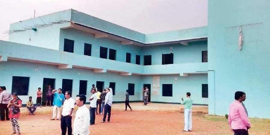 Odisha shelter home