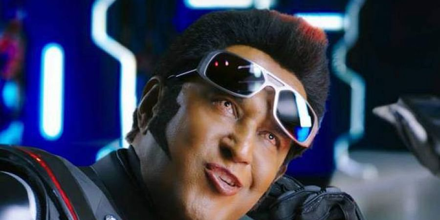 Rajinikanth's '2.0' enters the 500 Cr club