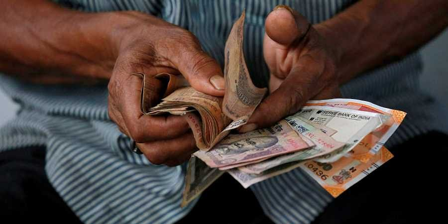 Rupee notes, Indian currency