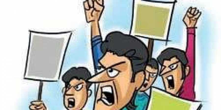 Six students of Sri Chaitanya Junior College inflict self-harm after