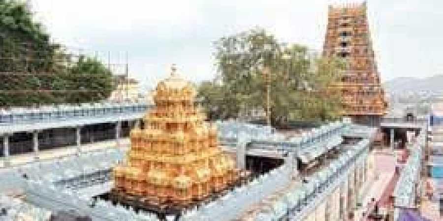 Vijayawada temple, Kanaka Durga