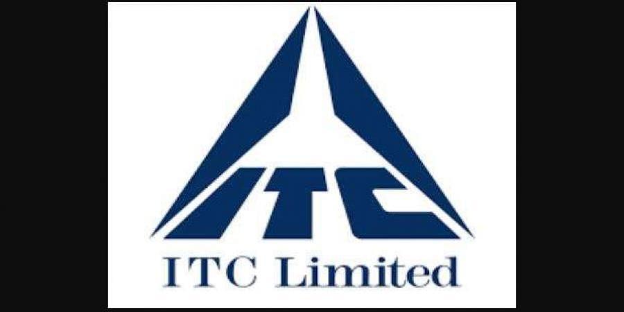 ITC Ltd logo.
