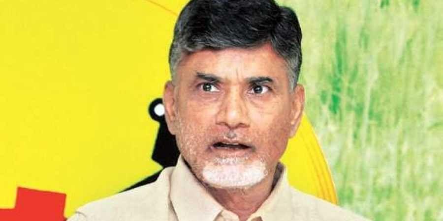 Andhra Pradesh CM, N Chandrababu Naidu