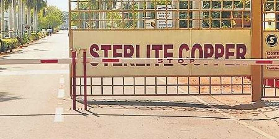 Sterlite copper, anti-sterlite