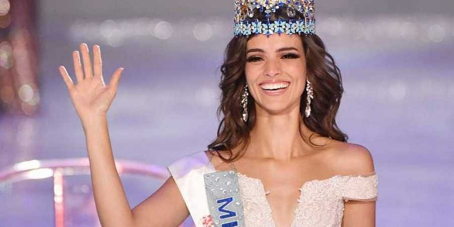 Miss Mexico crowned as Miss World 2018