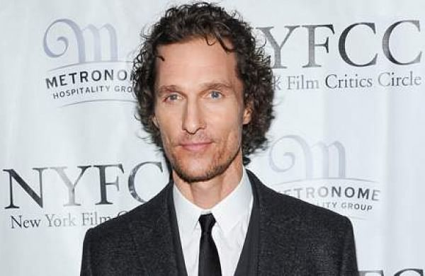 Oscar winner Matthew McConaughey hints at plans to join WWE