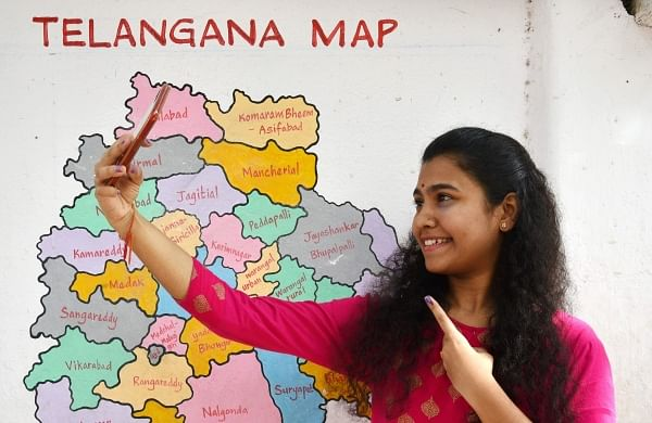 Representational photo for Telanaga Assembly elections. (Photo | EPS)