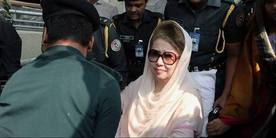 Khaleda Zia, Bangladesh Nationalist Party