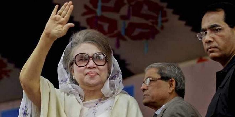 Former Bangladesh Prime Minister Khaleda Zia . (File Photo | PTI)