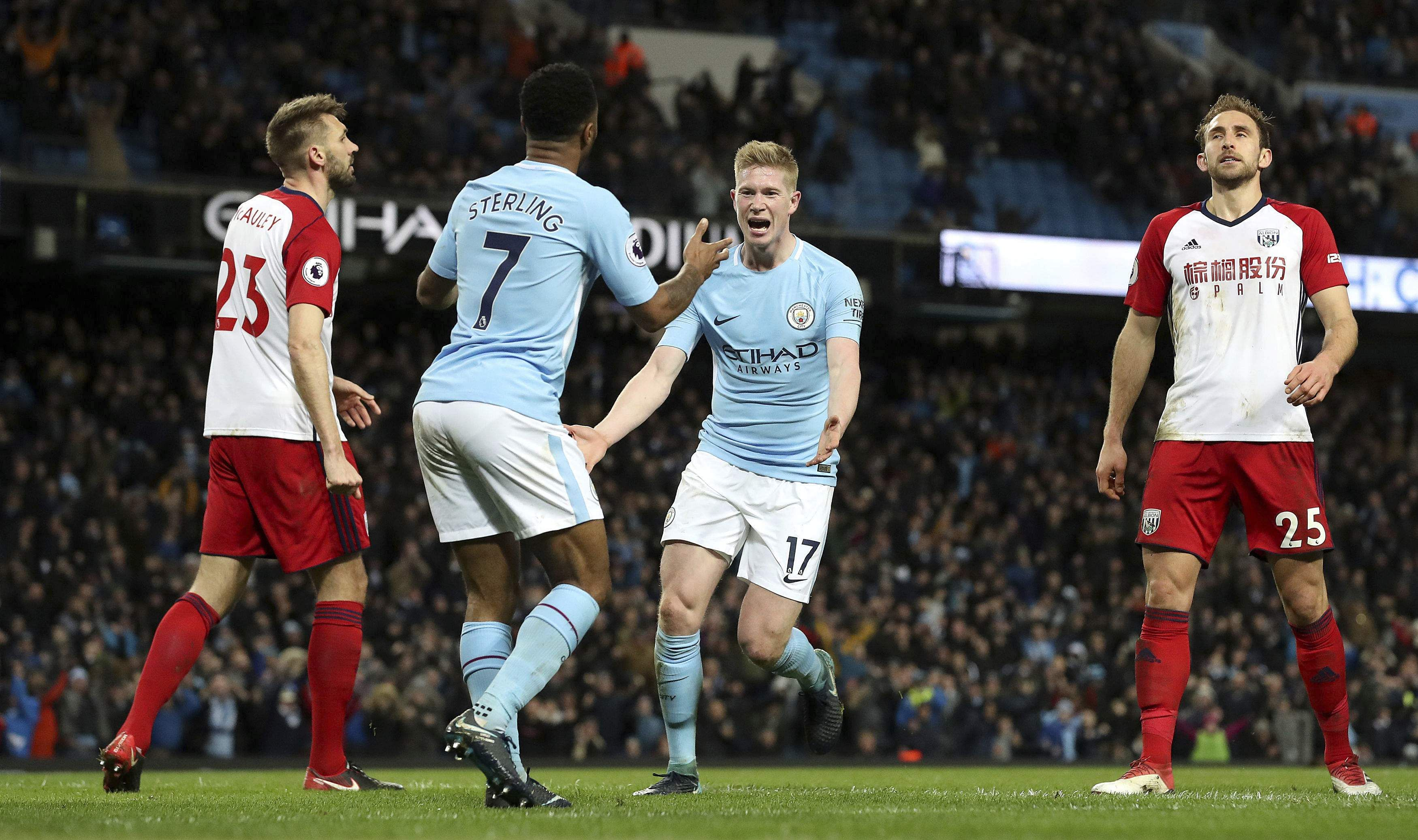 Guardiola repeats player protection call as City forge ahead