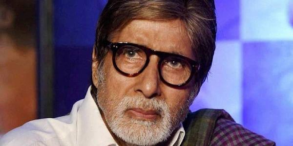 Bollywood actor Amitabh Bachchan. (Photo | PTI)