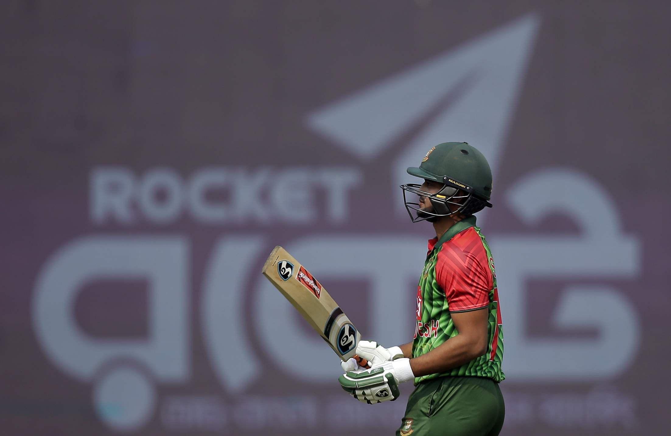 Shakib to lead Bangladesh against Sri Lanka